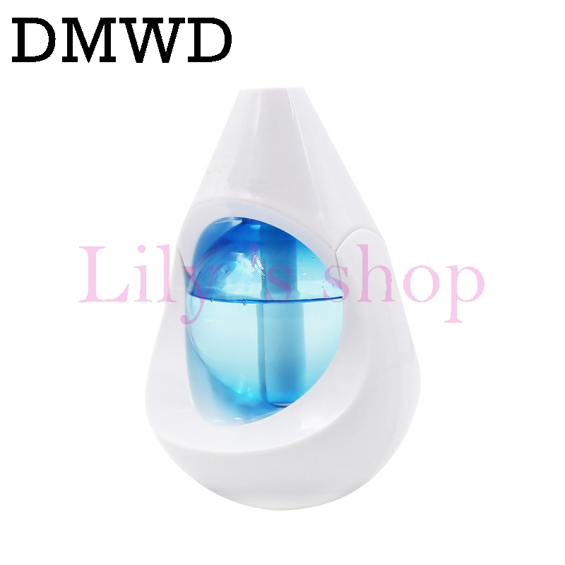 DMWD Mini usb Car Aroma Essential Oil air Diffuser Ultrasonic Humidifier Mist Maker Aromatherapy Fogger LED nightlight 5V 24V remote control air humidifier essential oil diffuser ultrasonic mist maker fogger ultrasonic aroma diffuser atomizer 7 color led