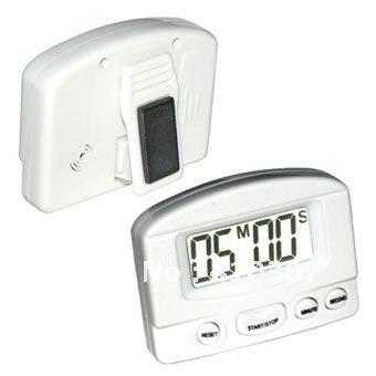 buy lcd digital kitchen timer countdown cooking timer count. Black Bedroom Furniture Sets. Home Design Ideas