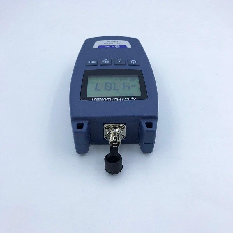 Ftth KING-70S Fiber Optische Power Meter Glasvezel Kabel Tester -70dBm ~ + 10dBm Universele Interface 3