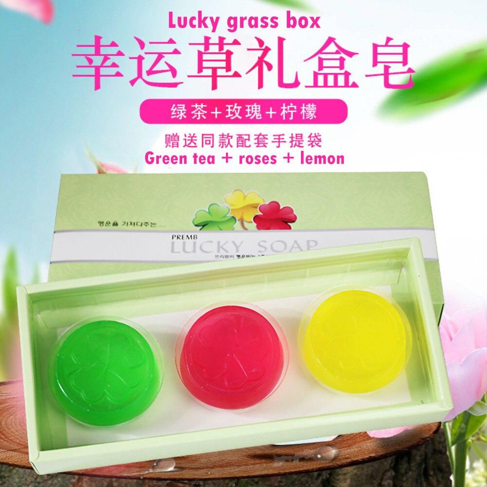 Klar Kleeblatt Box Blume Kunststoff Wedding Favor Geschenk Candy Handgemachte Seife Verpackungsboxen Transparent PVC Kostenloser Versand