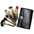 18 pcs High Quality Natural Professional Makeup Brushes Tools Face Beauty Makeup Brushes Set Professional Cosmetic Brush Kit