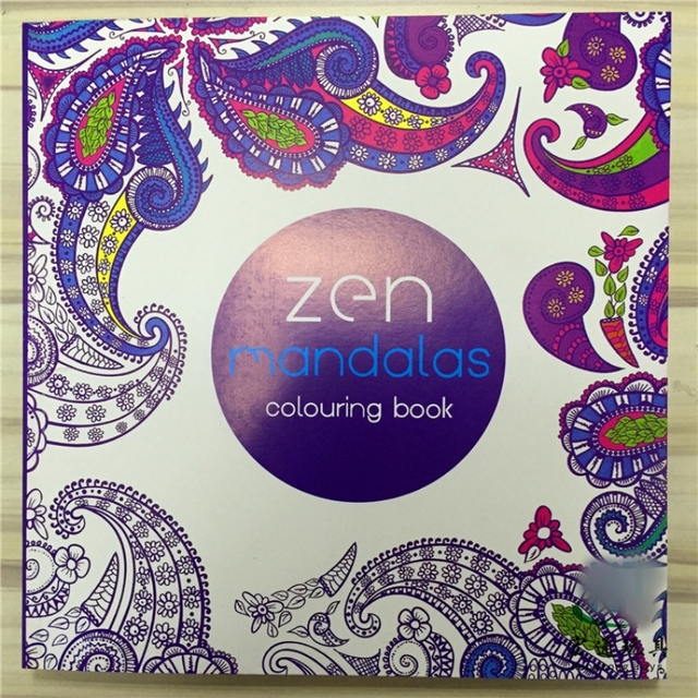 Coloring mandalas libro Libros para adultos niños AntiStress Libros ...