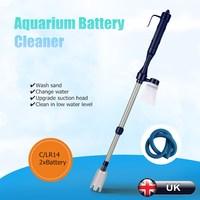 Haus Aquarium Sauber Siphon Aquarium Filter Reiniger Vakuum Kies Pumpe Reinigung Manuelle Siphon Filter Reiniger Fisch Tank Werkzeuge