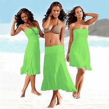 Femme Vestido De Festa Off Shoulder Boho Mini Dress  2019 Summer Beach Strapless Dress Women Long Tunic Sundress Robez блюдо vellarti бассет вращающееся диаметр 30 см 2170035