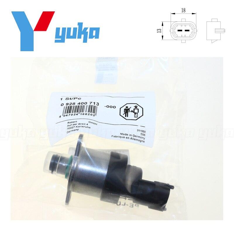 0928400713 CR Rail Fuel Injection Pressure Pump Regulator Metering Valve For HYUNDAI H-1 H1 STAREX MATRIX PORTER 1.5 2.5 CRDi