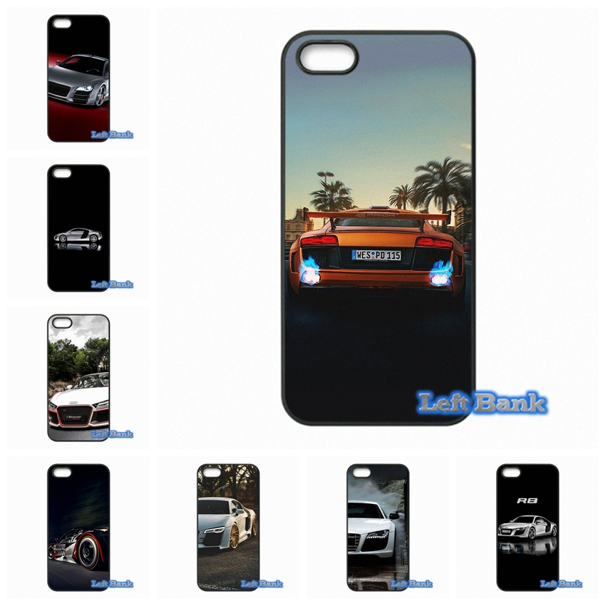 For Samsung Galaxy 2015 2016 J1 J2 J3 J5 J7 A3 A5 A7 A8 A9 Pro Audi R8 Case Cover