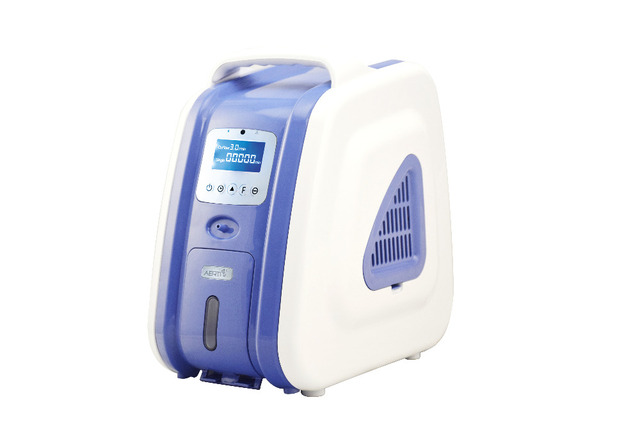 COXTOD oxygen concentrator Mini Portable Oxygen making machine with car adaptor household Oxygenerator Machine