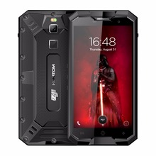 HOMTOM ZOJI Z8 IP68 Tri-preuve Smartphone 4G 5.0 Pouce IPS 4 GB RAM + 64 GB ROM MTK6750 Octa Core 13 + 16 MP Caméra 4250 mAh Mobile téléphone