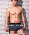 Free shipping 2016 Men's bamboo fiber cotton boxer