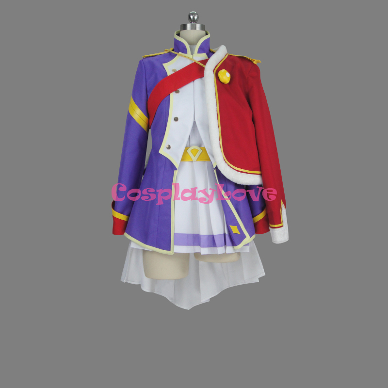 Revue Starlight Futaba Isuruzaki Cosplay Costume Custom Made CosplayLove
