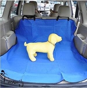 Водонепроницаемый Гамак для путешествий для домашних животных чехол для на автомобильное сиденье для перевозки собак/защита на заднее сид...