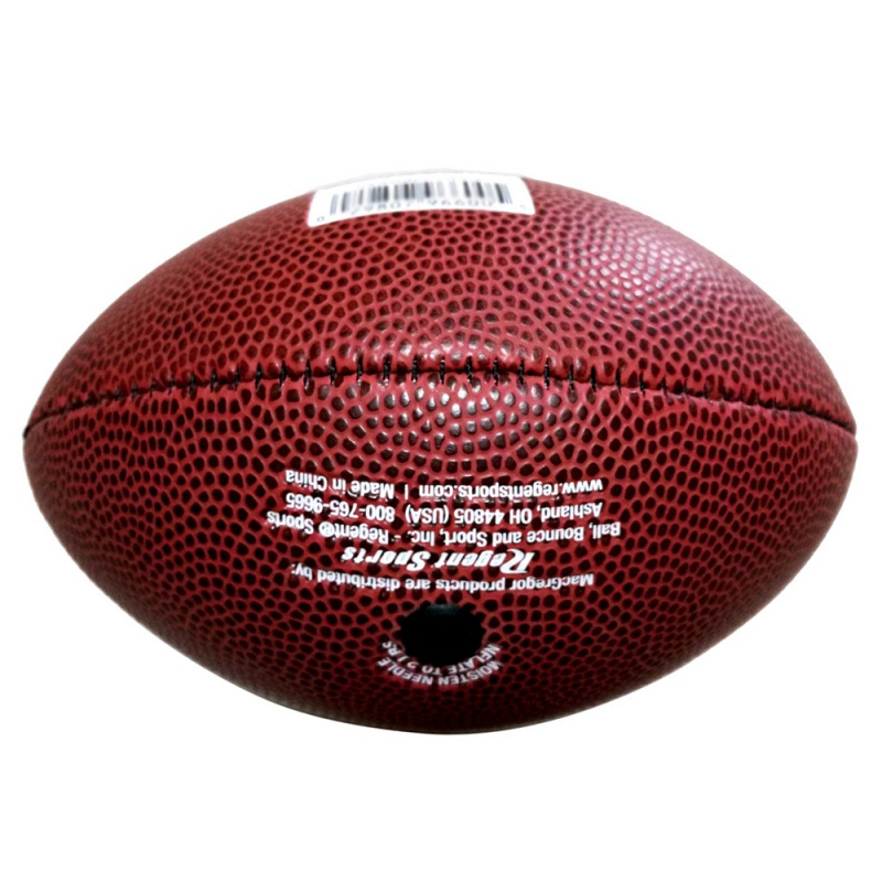 2019 PVC Leather Mini Rugby Kids Outdoor Sport American Football Cute Pupil Training Ball Birthday Gift Toy