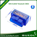 Hot !! Latest version 1.5 super mini elm327 bluetooth OBD2 Scanner ELM 327 Bluetooth adapter auto Diagnostic Interface ELM 327