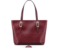 Our ReALIty 1 Classic Women First Laywer Genuine Leather Famous Brand Square Lock Office Lady Crossbody