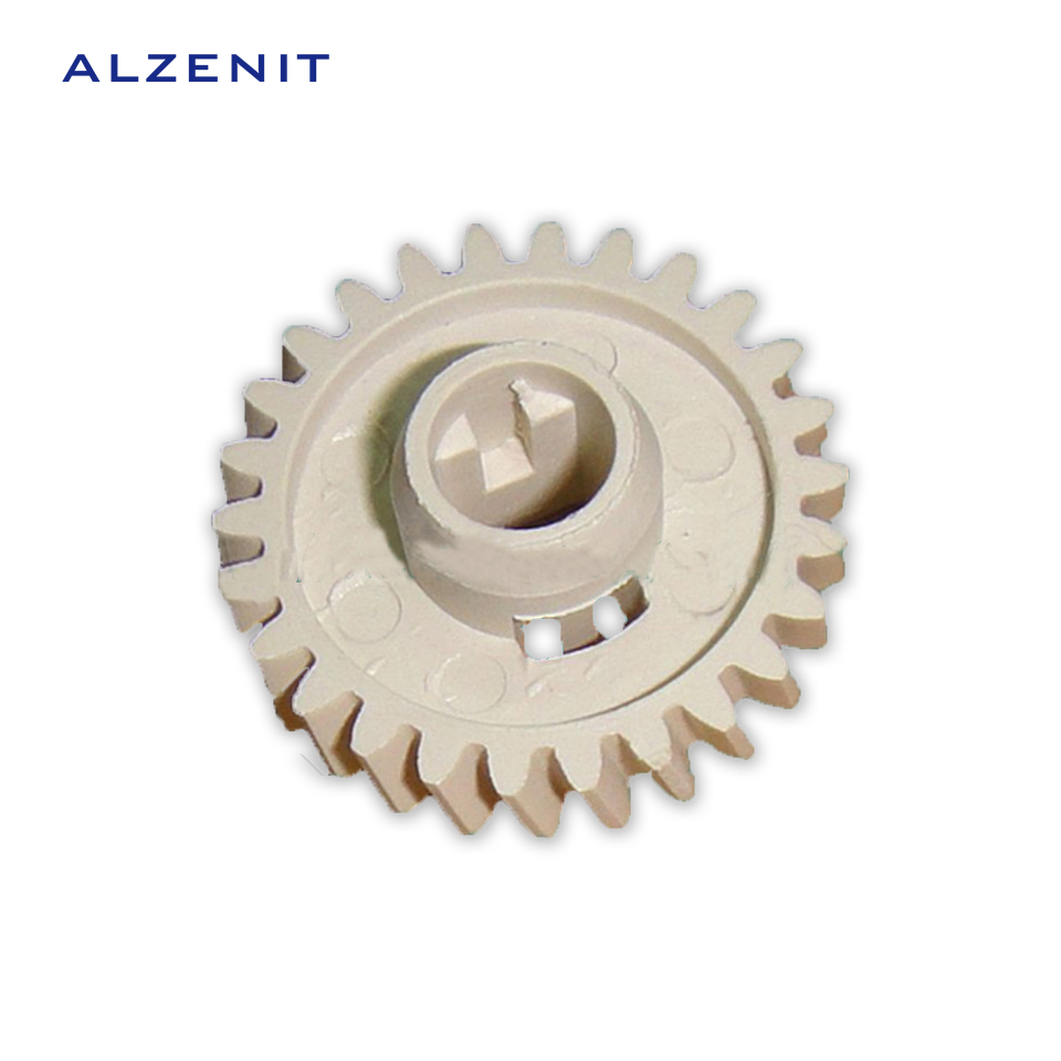 20Pcs/Lot ALZENIT 26T For HP 1505 1522 OEM New Fuser Drive Gear RU6-0020 RU6-0020-000 Printer Arm Swing Parts On Sale
