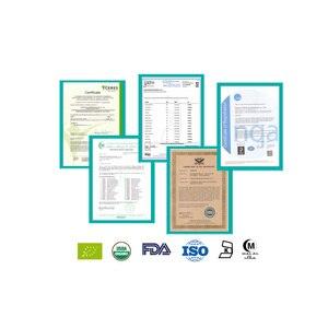 Image 4 - Usda e ce certificou extrato orgânico da folha de alcachofra 10:1 cynarin