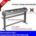 DC servo 720mm NEW HOTcutting plotter Cut Plotter With Optical eye,Bluetooth and Huge Pressure Can Cut Reflective Film