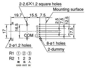 Image 5 - Hifivv audio ALPS Motor Drive Potentiometer RK16812MG098 100Kx2 or 100Kx4 Potentiometer