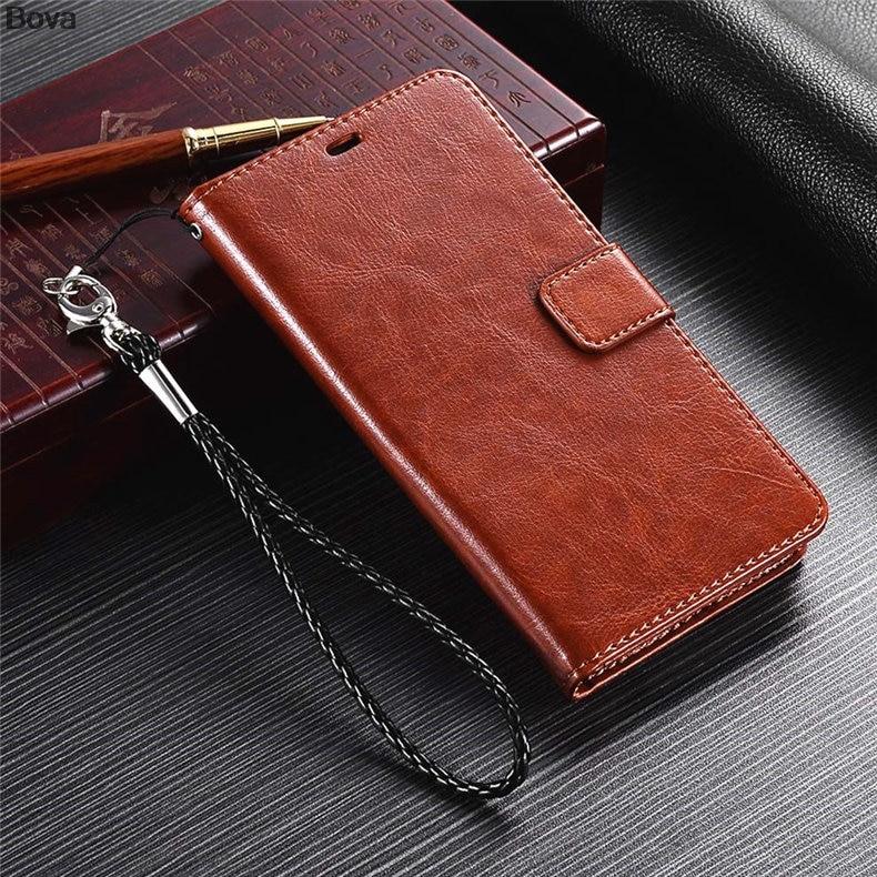 Redmi Note 3 korthållare täckväska för Xiaomi Redmi Note 3 Pro Pu - Reservdelar och tillbehör för mobiltelefoner - Foto 2