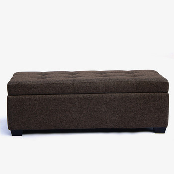 European-style large storage stool clothing store sofa stool solid wood bench stool convertible shoe stool 21035 lego