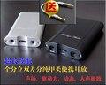 Brisa de Audio El E18 discreta diferencial doble pura clase a amplificador portátil más allá de la imaginación