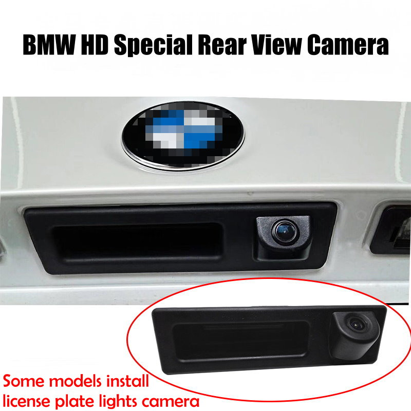 Image 3 - Car Front Rear Backup Camera For BMW 3 Series E90 F30 F31 F34 G20 E46 2010 2020 Reverse Parking Camera DVR Decoder AccesoriesVehicle Camera   -