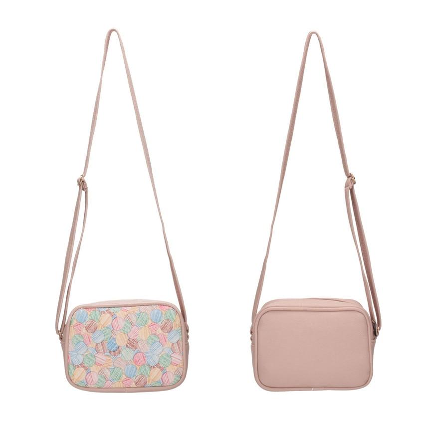 JIARUO Daily Mini Flap Women Leather Messenger Bag Small Shoulder Bag Lady Handbag Purse Crossbody Cross Body Bag For Travel