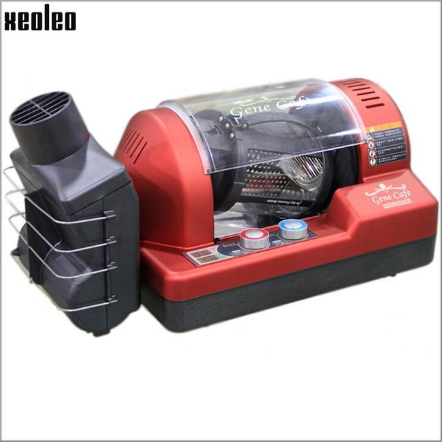 Xeoleo Genecafe Koffie Roasters 1400W /220V 3D Hot Air Koffieboon Roasters Kleine Soort Professionele 300G koffiebrander