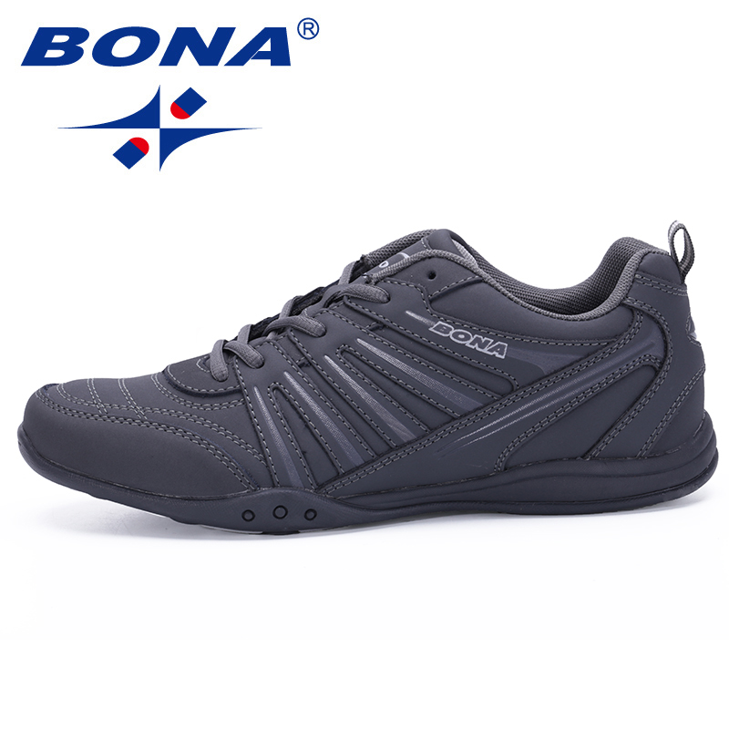 BONA New Arrival Popular Style Men Running Shoes Outdoor Walking Jogging Shoes Lace Up Sport Shoes Comfortable Athletic Shoes camel shoes 2016 women outdoor running shoes new design sport shoes a61397620