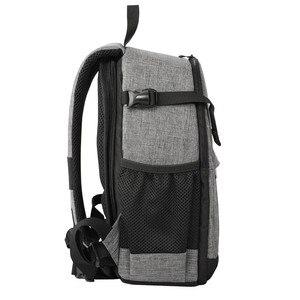 Image 5 - Сумка для камеры DSLR, рюкзак на плечо, водонепроницаемый, ударопрочный, Противоугонный, дорожный штатив, сумки, чехол для Canon, Nikon, Sony SLR