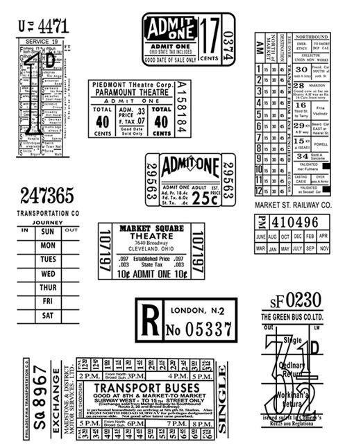 Sello claro número DIY álbum de recortes Tarjeta de papel artesanal de silicona rodillo transparente sellos 810
