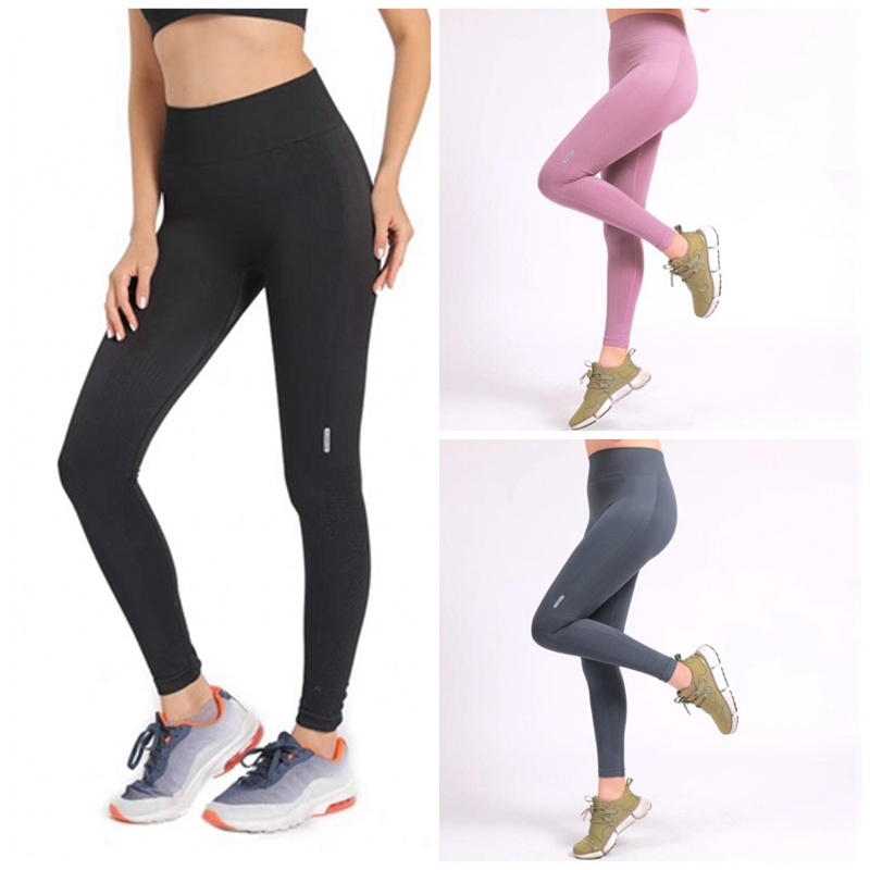 Morematch Yoga Pants Women High Waist Sport Leggings Fitness Workout Tights Pants Running Jogging Gym Sports Pants for Ladies
