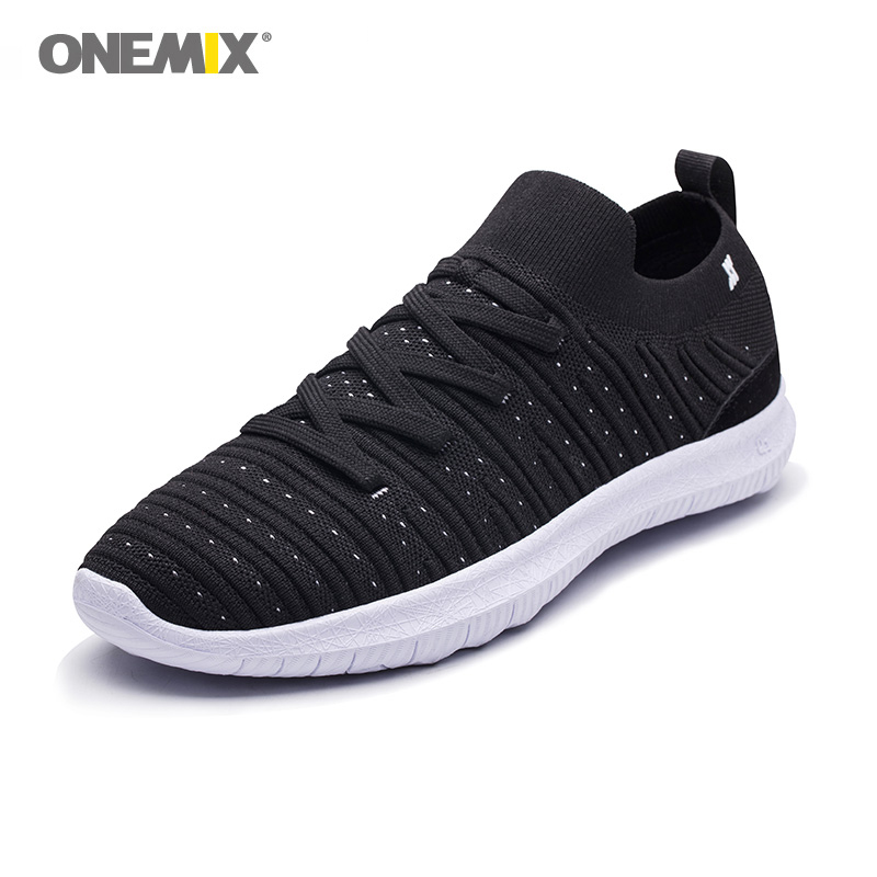 Onemix Women Walking Shoes Outdoor Men Running Shoes Unisex Athletic Shoes Breathable Sport Shoes for Women