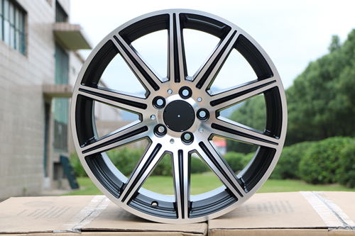 4 New 18x9 5 Rims wheels ET 35mm CB 66 6mm Alloy Wheel Rims W806