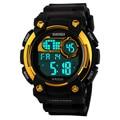 Relogios masculinos 2016 Deportes Al Aire Libre Relojes Hombres LED Digital Reloj Militar Hombres Deportes Relojes de Cuarzo Reloj de Los Hombres LED Digital