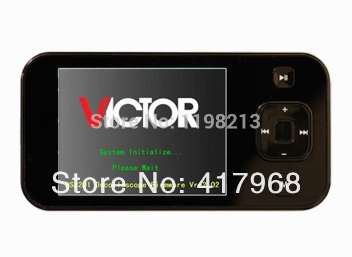 VC101 Color oscilloscope Pocket Oscilloscope Handheld oscilloscope 0-200kHz  цены