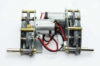 henglong 3818 3819 3848 3849 3858 3859 3868 ect 1/16 RC tank parts metal drive system/metal gear box free shipping