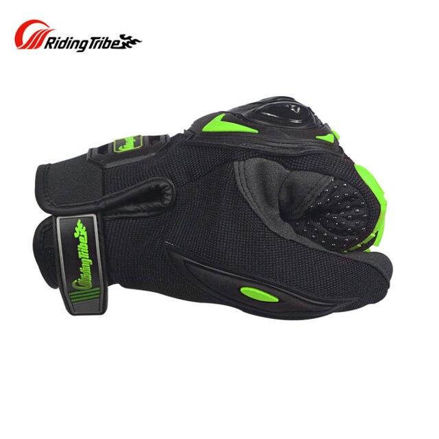 Luvas de motocicleta com toque sensível a tela, luvas de moto queiro guantes 2