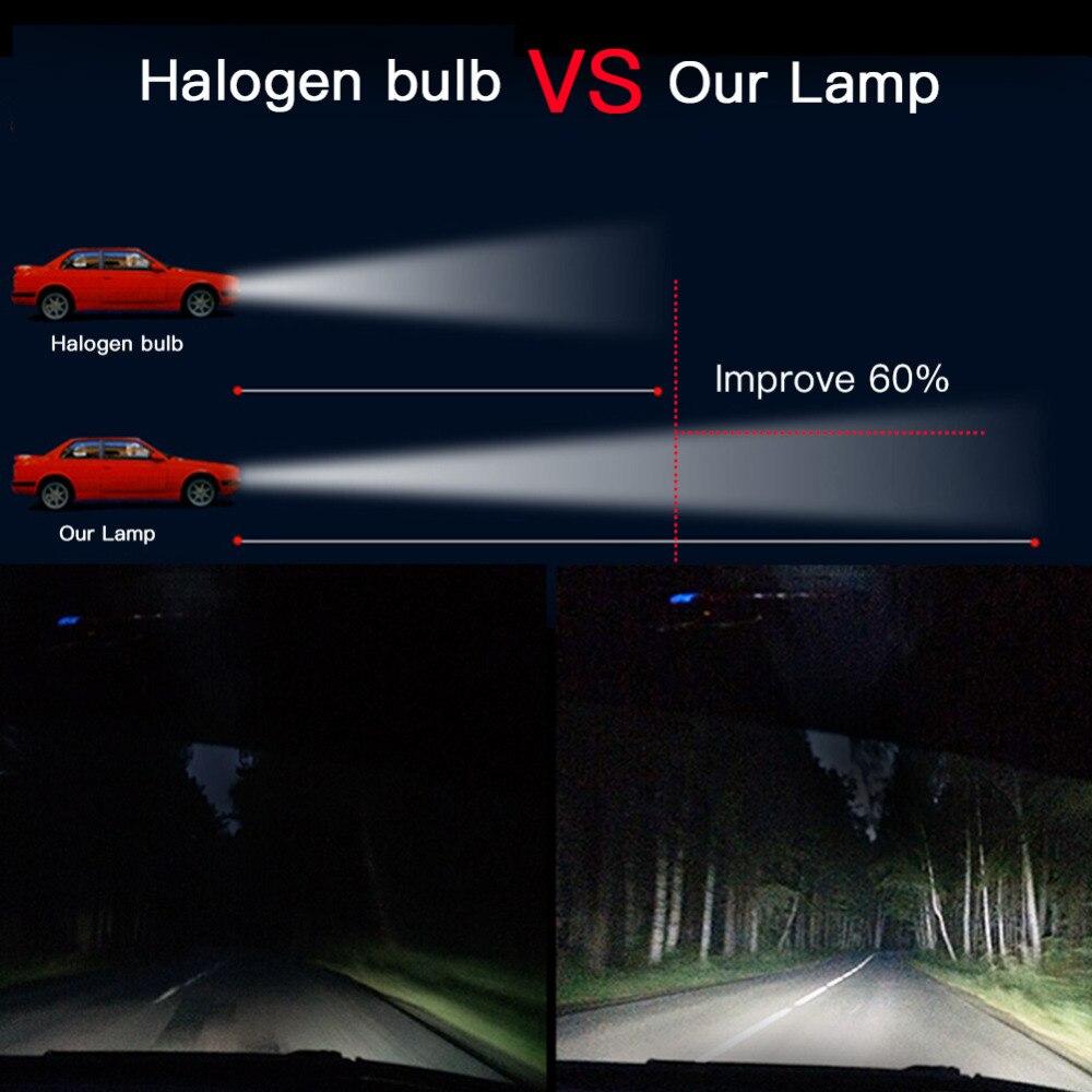 H1 H4 H3 501 55w Clear Xenon HID High//Low//Fog//Side Light Headlight Bulbs