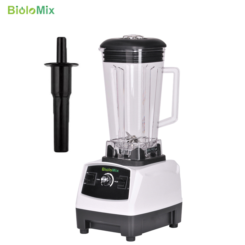 2200W BPA FREE 3HP 2L G5200 high power commercial home professional smoothies power blender food mixer juicer fruit processor-in Blenders from Home Appliances    1