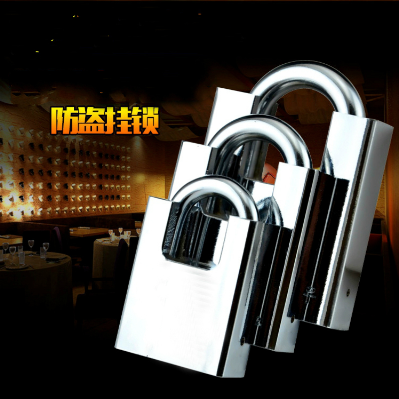 Anti-theft, tamper, waterproof, never rust,so safety security,padlock,Warehouse dormitory door cabinet lock waterproof anti rust padlock anti theft lock with keys for dormitory cabinet drawer warehouse iron gate