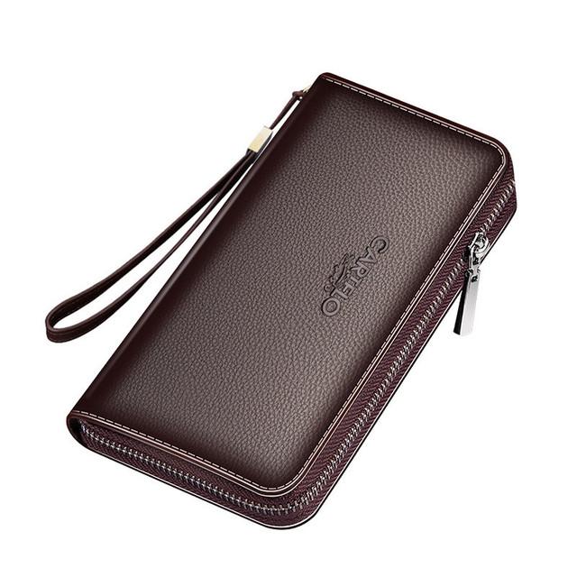 High Capacity Men's Wallet