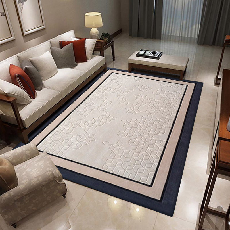 US $183.25 41% OFF|New Zealand Wool Carpet Livingroom Modern Chinese Carpet  Bedroom Home Decor Rug Sofa Coffee Table Floor Mat Study Room Rugs-in ...