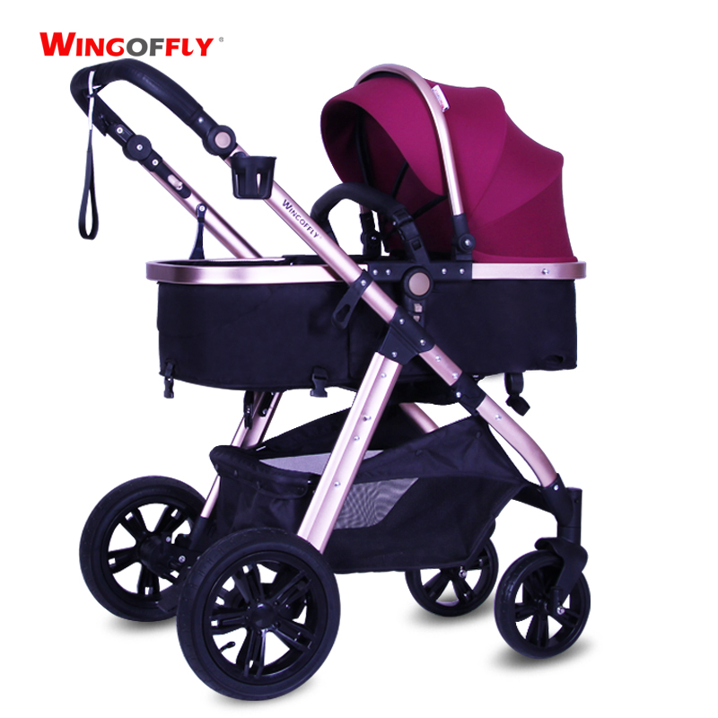 Baby strollers brands high quality Baby stroller 3 in 1