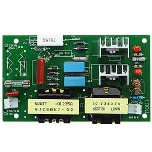 Image 2 - Ac 220v 60 w 100 w אולטרסאונד כוח נהג תדר בוחן לוח עם 2pcs 50w 40khz מתמרים