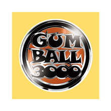 12/15/20cm Round Gumball 3000 Rally Race Badge Car Styling Reflective Sticker Fuel Cap Side Body Decals Auto Exterior Decoration
