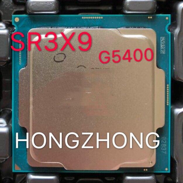 Desktop computer Pentium Processor G5400 3.7G 512KB 4MB CPU LGA 1151-land FC-LGA Dual-Core CPUDesktop computer Pentium Processor G5400 3.7G 512KB 4MB CPU LGA 1151-land FC-LGA Dual-Core CPU