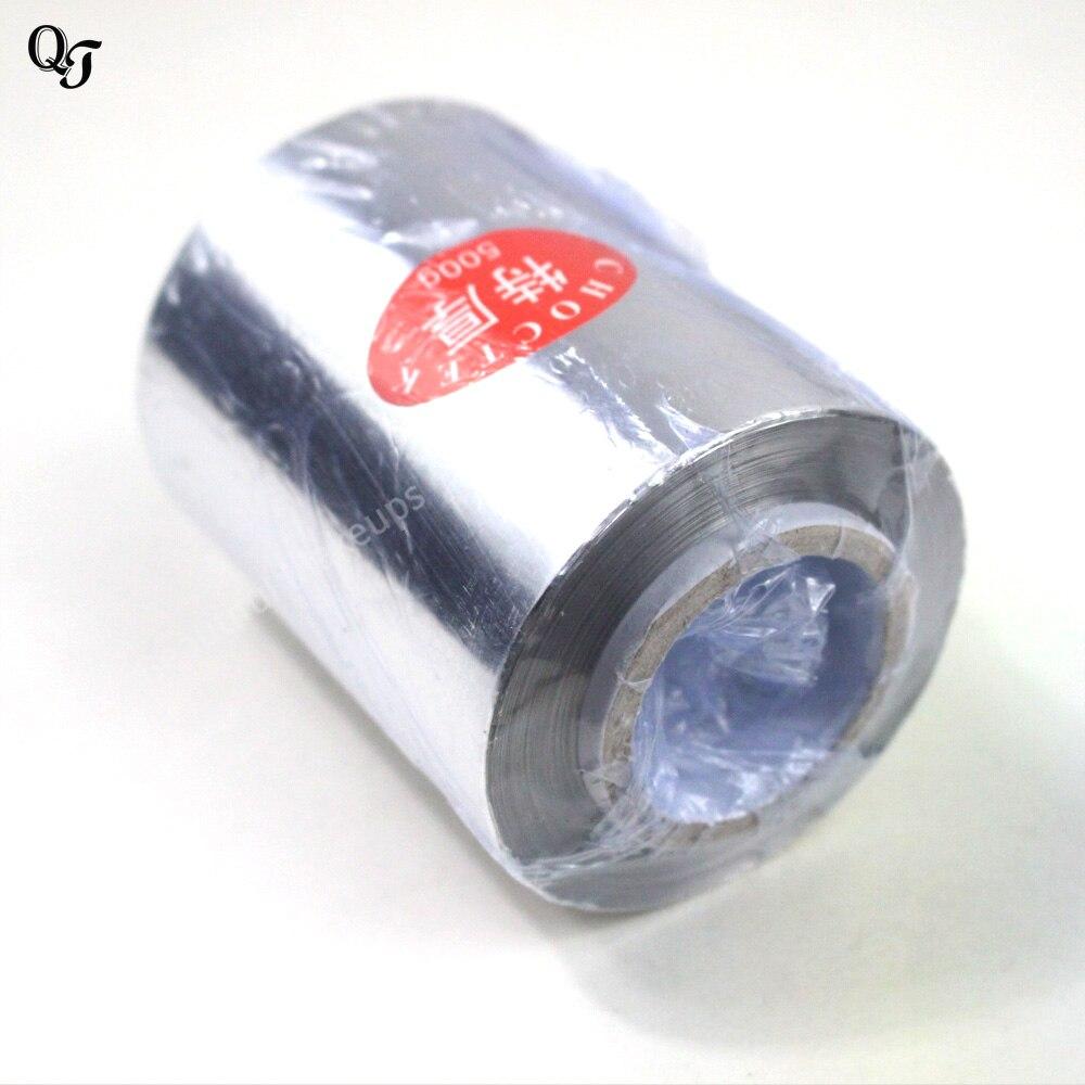 460g gros rouleaux outils de beauté et de soins de santé en Aluminium spécial feuille de soins des cheveux en Aluminium feuille d'aluminium Nail Art tremper hors emballage d'enlèvement des ongles Z02