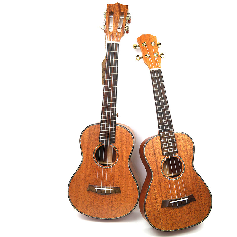 Afanti  Music 26 inch small Guitar / Mahogany / 26 inch Ukulele (DGA-161) 13 inch double tone afanti music snare drum sna 109 13
