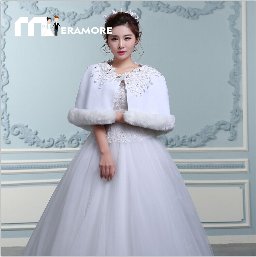 2016 Cheap Bridal Shawl Wedding Wraps Coat Accessories Jackets Cape ...